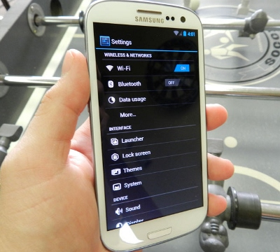 Samsung Galaxy S3: Android Jelly Bean 4.1 in due settimane con le