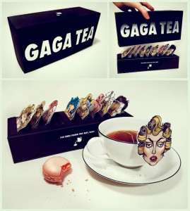 Lady Gaga tea