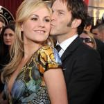 Anna Paquin e Stephen Moyer, la coppia di True Blood