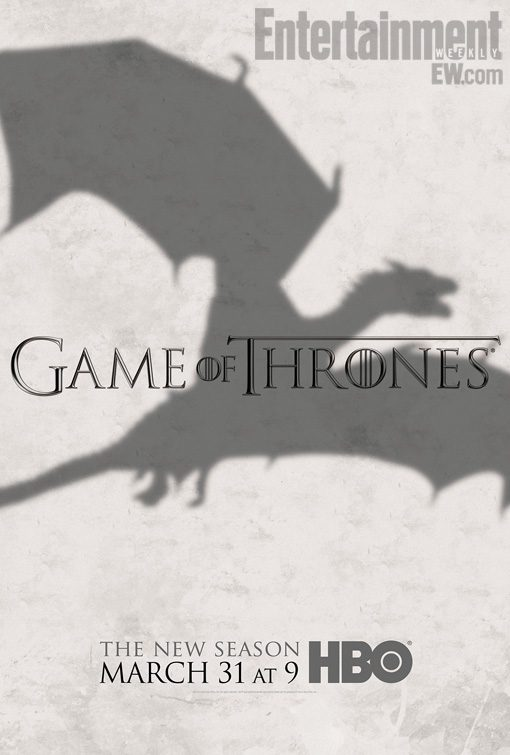 Game of Thrones 3: il poster