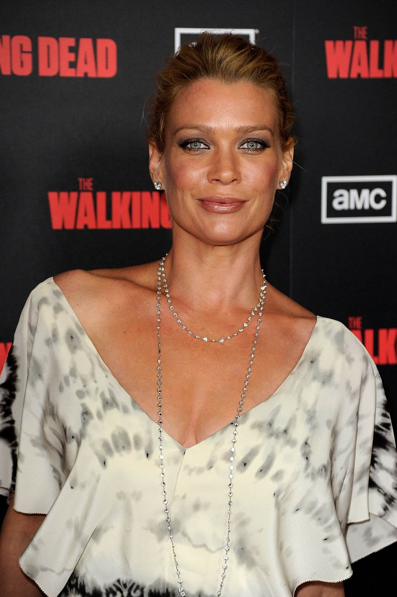 Laurie Holden difende Andrea