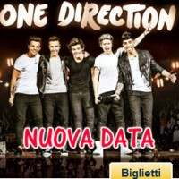 One Direction nuova data
