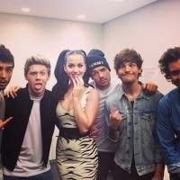 One Direction e Katy Perry