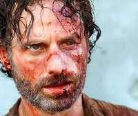Andrew Lincoln in The Walking Dead 4x09