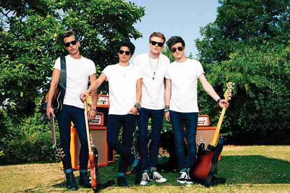 The Vamps a Roma 2014