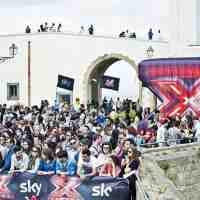 X Factor 8: casting on the road