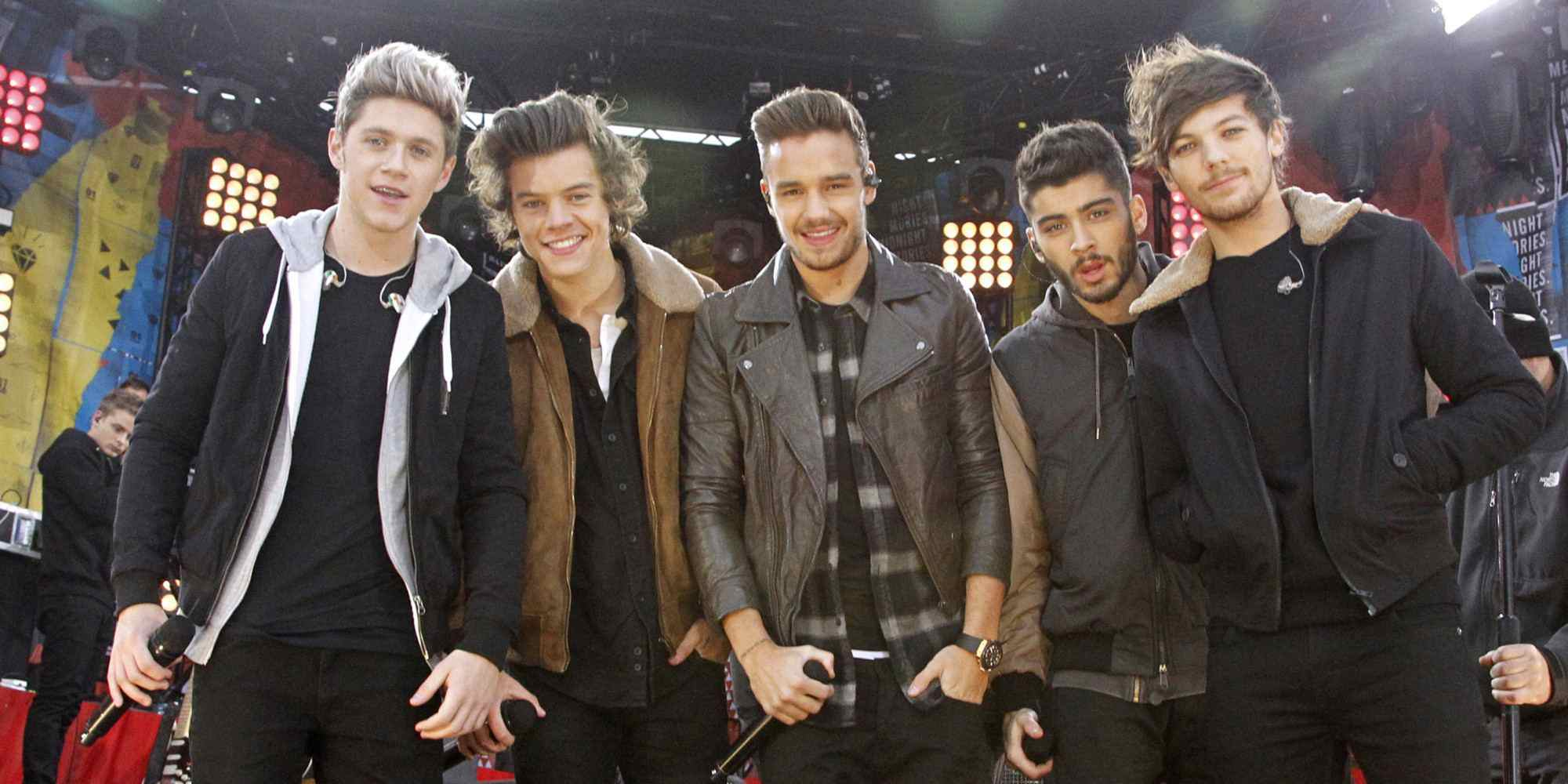 One Direction, 2014