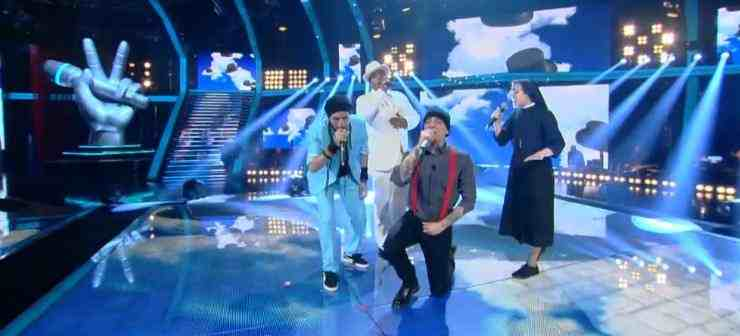 J-Ax a The Voice of Italy 2: video dell