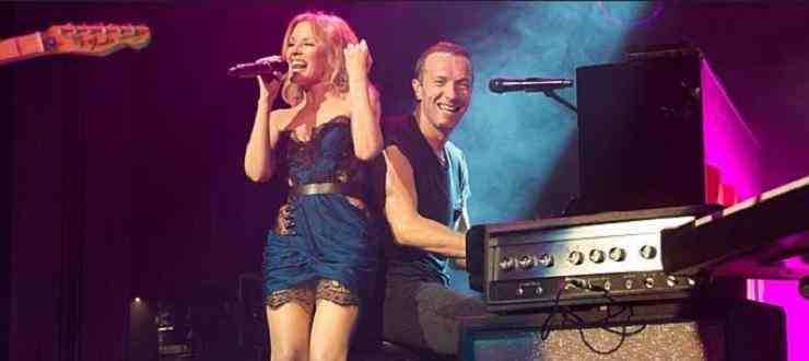 Coldplay e Kylie Minogue in concerto a Sydney