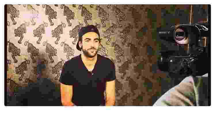 Marco Mengoni, chat Twitter