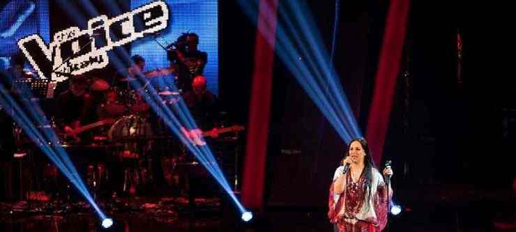 The Voice of Italy 2: reunion a Roma