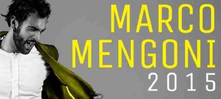 Marco Mengoni in tour con #MengoniLive2015