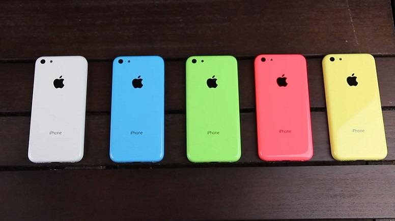 iphone 5c in regalo