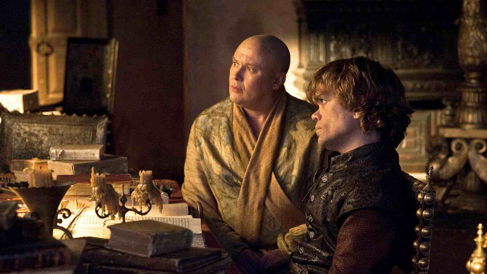 Tyrion-Varys game of thrones