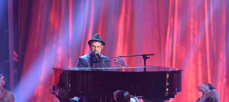 Video Andrea Orchi canta a The Voice of Italy