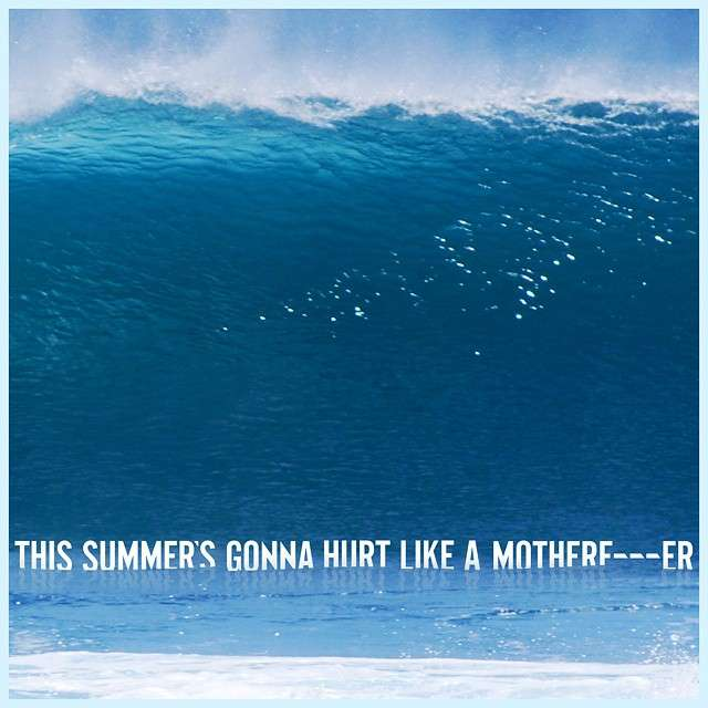 This Summer's Gonna Hurt Like a Motherfcker - Maroon 5