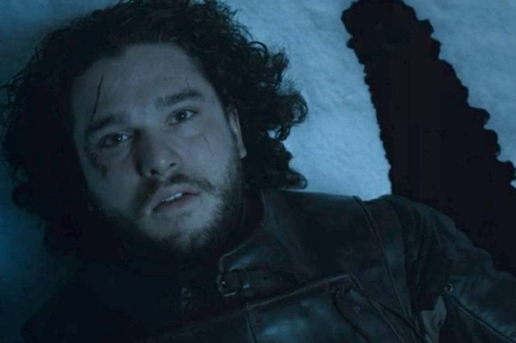 snow game of thrones