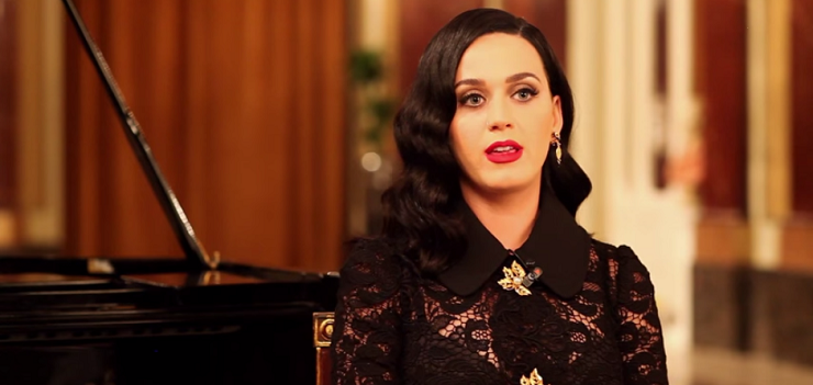 Katy Perry prima in classifica Forbes