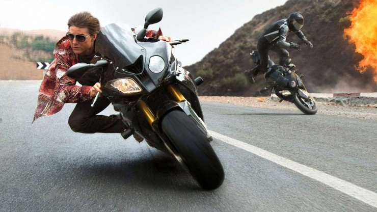 Mission: Impossible Rogue Nation con Tom Cruise