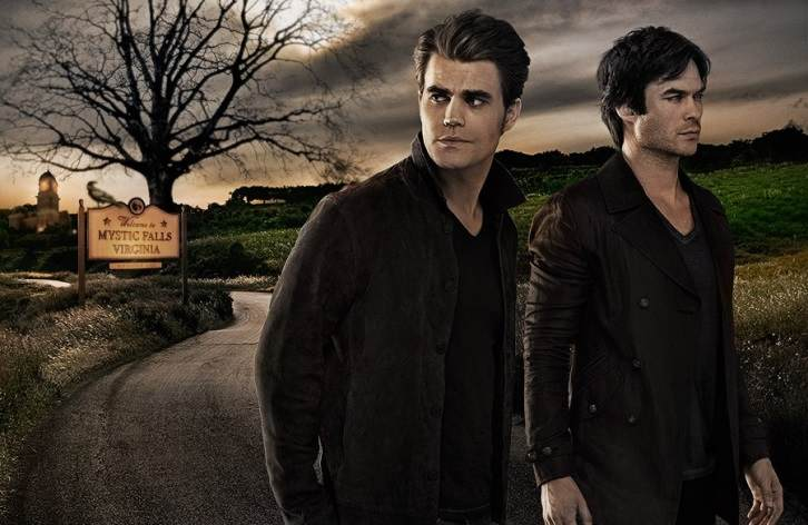 The Vampire Diaries 7 - Poster ufficiale