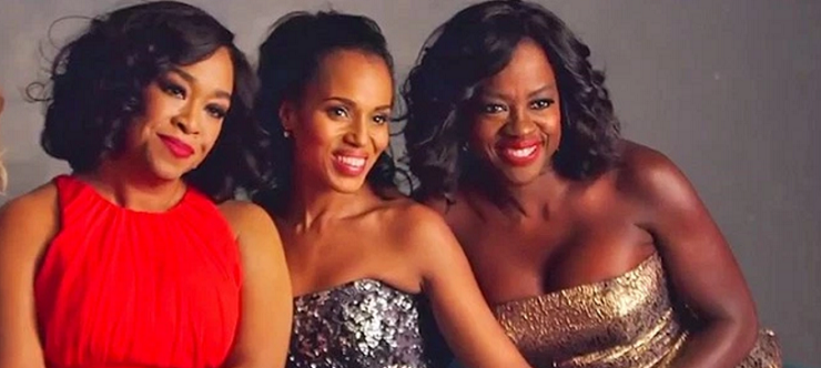 Scandal e How to Get Away with Murder ai NAACP Image Awards 2016