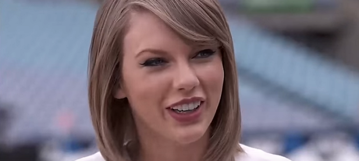 Taylor Swift in tour nel 2016?