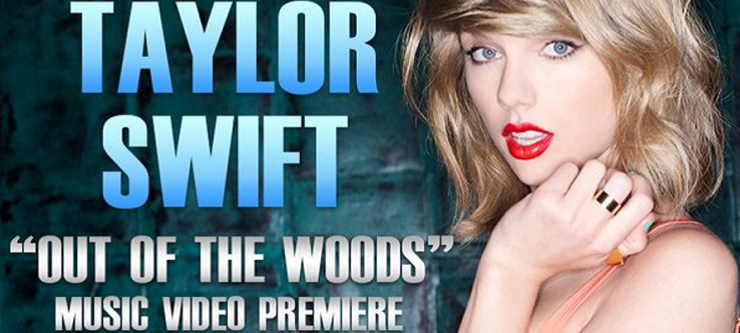 Video Out Of The Woods di Taylor Swift