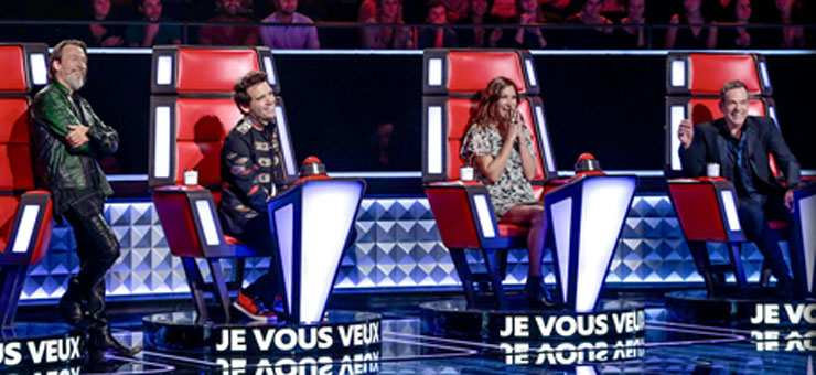 Mika a The Voice