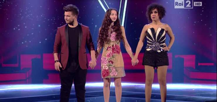 Tanya Borgese supera Live Show a The Voice Of Italy