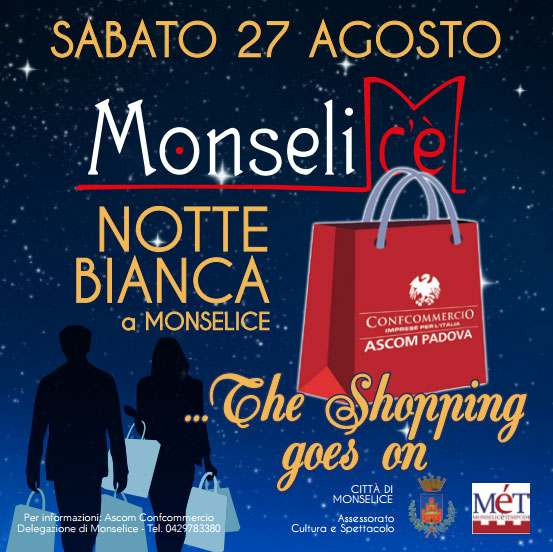 Notte Bianca a Monselice