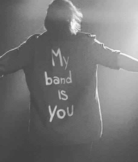 Alessio Bernabei My band is you