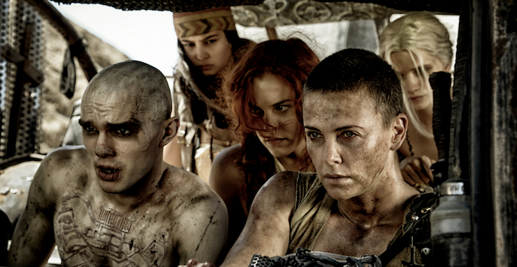 Mad Max: Fury Road, stasera in tv il film con Charlize Theron