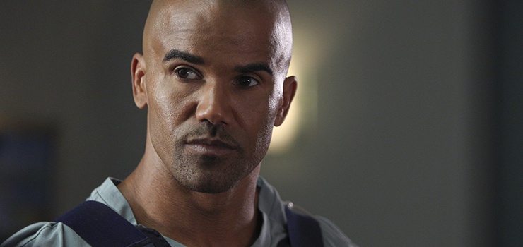 shemar moore in criminal minds 12
