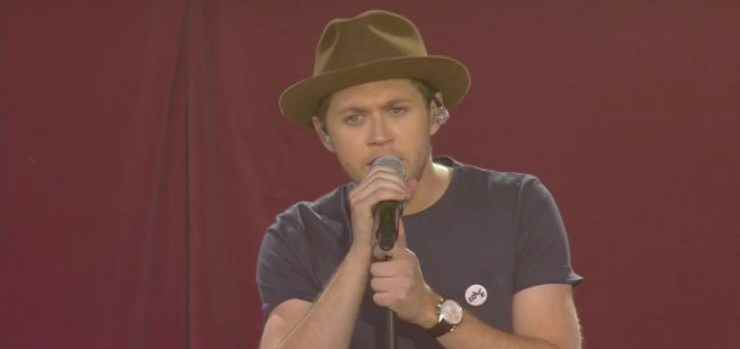 niall horan a one love manchester