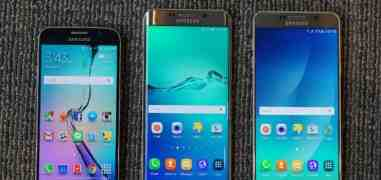 Uguali a Note 8 i Samsung Galaxy S6 e S6 Edge: dettagli Noble ROM (VIDEO)