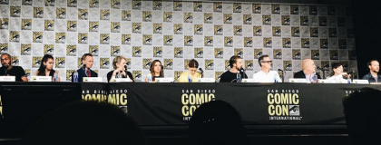 Legion 2 al Comic Con 2017 con Said Taghmaoui e Doctor Doom (Video)
