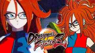 Nuovo trailer di Dragon Ball FighterZ con Androide 21