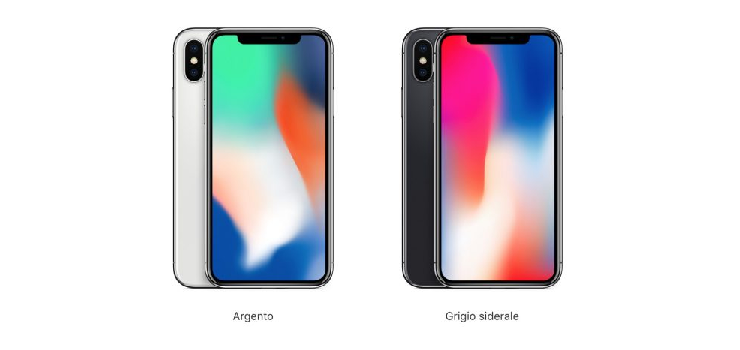 Disponibilit e prezzo a rate di iphone x al 3 novembre for Iphone x 3 italia