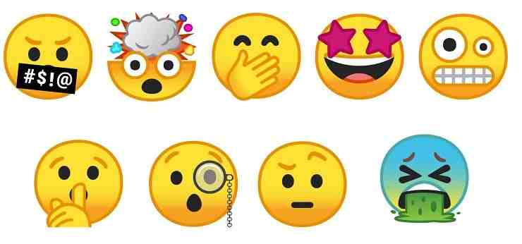 Verso Le Emoticon Whatsapp 2018 Anticipazioni Su Significato E Foto