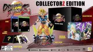 Scopriamo la Collector's Edition di Dragon Ball FighterZ in un video unboxing