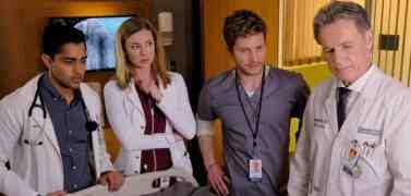 La serie tv The Resident con Matt Czuchry ed Emily VanCamp, dark medical drama alla Dr. House