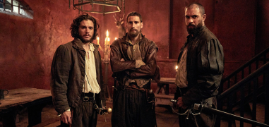 Cast e personaggi di Gunpowder, in Italia la miniserie stori