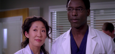 Isaiah Washington, Burke di Grey's Anatomy, licenziato per u