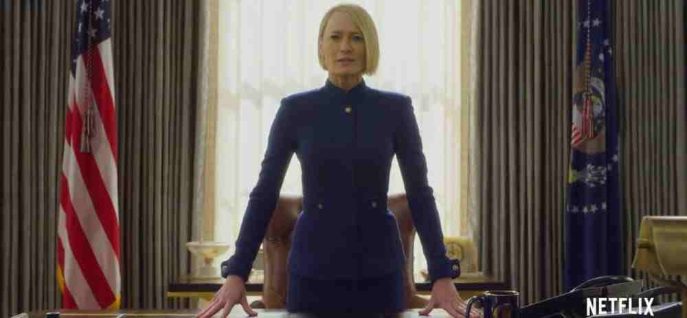 video trailer di House of Cards 6