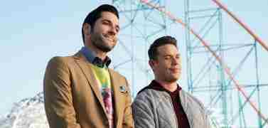 Il cast di Lucifer invita i fan a guardare i due episodi ine