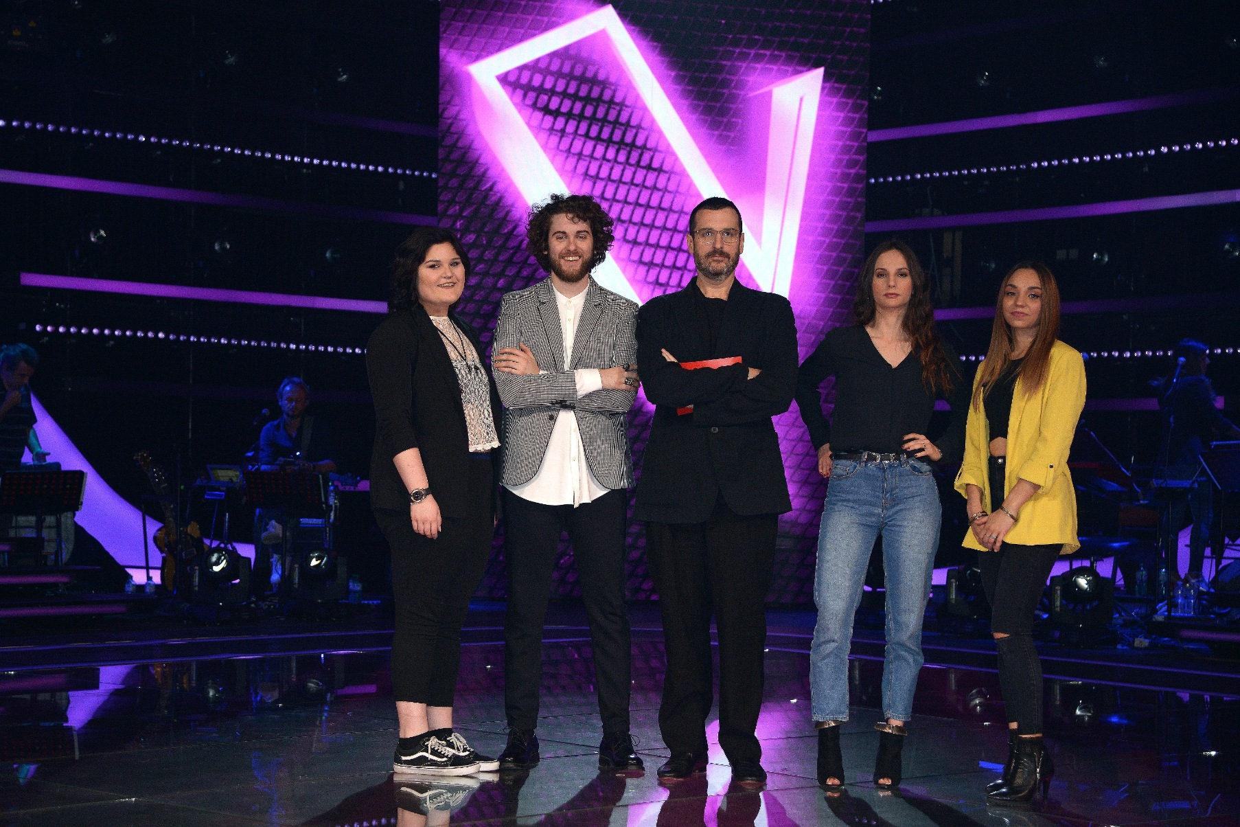 finale di the voice of italy