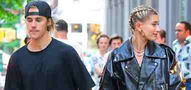 Justin Bieber e Hailey Baldwin mano nella mano a New York do
