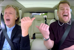 Video di Paul McCartney al Carpool Karaoke con i classici de