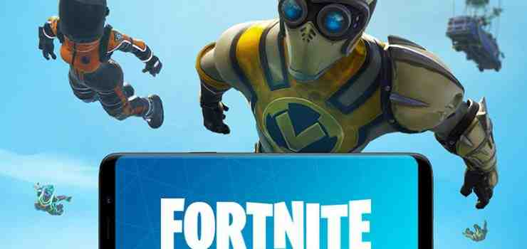 fortnite su dispositivi non compatibili