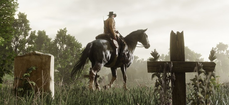 Red Dead Redemption 2 Red Dead Online
